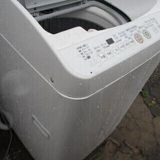 洗濯乾燥機 5.5kg シャープ ES-TG55L-A 2012年製 キレイ - 売ります・あげます