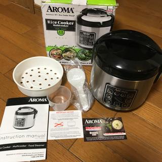 並行輸入】Aroma Digital Rice Cooker a...