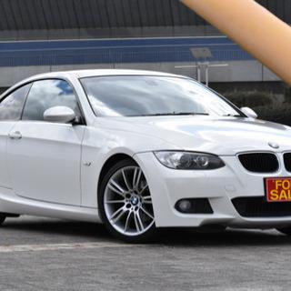 車検受けたて満タン!BMW 320iクーペ Mスポーツパッケージ!