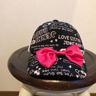 美品☆SISTER JENNI BABY子供用キャップ☆50cm