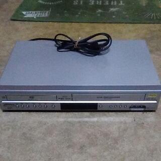 VHS DVDプレーヤー ビデオデッキ