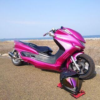 マジェスティーC 250cc