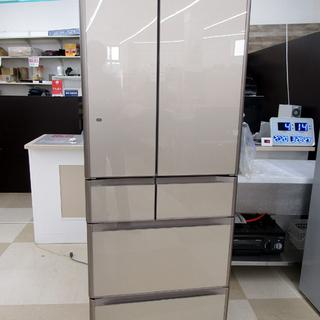 札幌発 HITACHI/日立 ノンフロン冷凍冷蔵庫 R-G520...