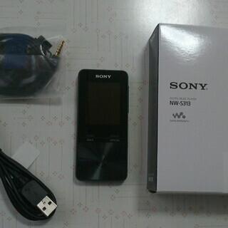 SONY Walkman NW-S313 ノイズキャンセリングイ...