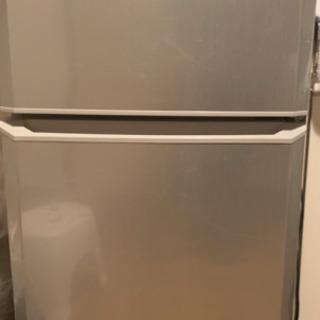 Haier 冷蔵庫 JR-N106E