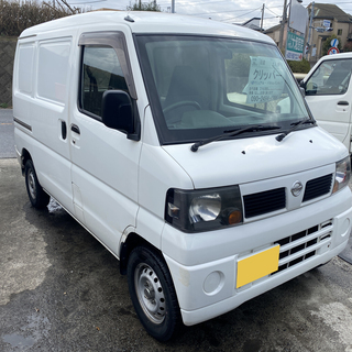 平成20年式・日産・クリッパーV・パネルタイプ