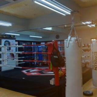 K-1王者のキックボクシングジム - 大阪市