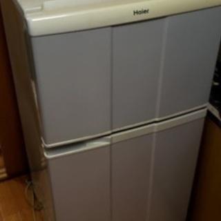 Haier 冷蔵庫 使用可能