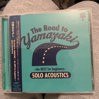 THE ROAD TO YAMAZAKI〜solo acoustics