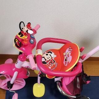 ミニーちゃん 三輪車 ides