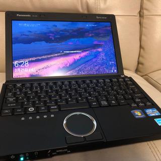 CF-J10 4G SSD 128G 美品です