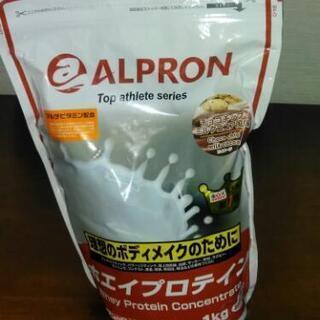 アルプロン ホエイプロテイン100 1kg 【約50食】チョコチ...