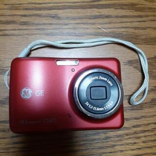[値下げ]デジタルカメラとカメラケース