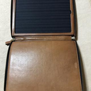 COACH iPadケース 革製