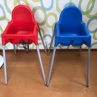 IKEA イケア ANTILOP アンティロープ ハイチェア レ...