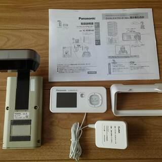 中古動作品 ワイヤレスドアモニター VL-SDM100の画像