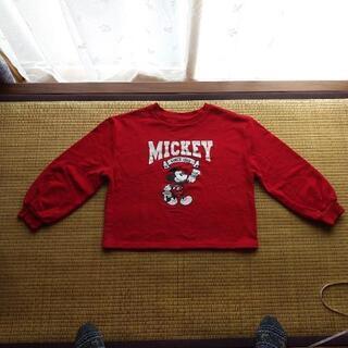 ミッキーのトレーナー M