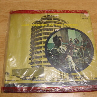 203【7in.レコード】ジャム・セッション・アッツ・ザ・タワー...