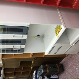 【お宝創庫リユース館中村店】家具のマルマンさんの食器棚