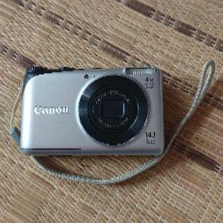 Canon PowerShot A2200 デジカメ