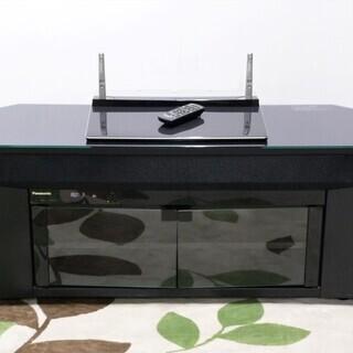 Panasonic 3.1chラックシアター/スピーカー付きテレ...
