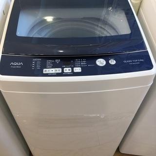 【安心1年保証付】AQUA 全自動洗濯機 AQW-BK50G 2...