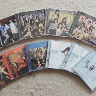 乃木坂CD  12枚セット!