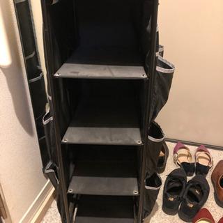 【無料】IKEA  シューズラック 靴箱 下駄箱 収納家具