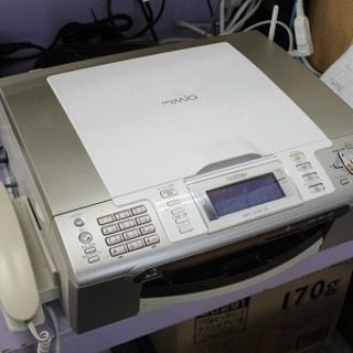 brother インクジェットプリンター.複合機 MFC-650...