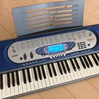 光る電子キーボードピアノ(値段交渉可)