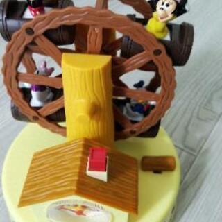 ミッキーの時計