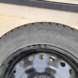 ブリザック レボGZ  スタッドレスタイヤ 4本
