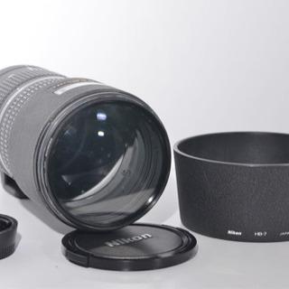 Nikon ED AF Nikkor 80-200mm 1:2....