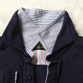 【決まりました】monsieur NICOLEのポロシャツ