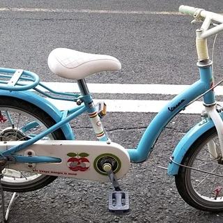 幼児・子供用自転車 ベスパ 16インチ【2.800円!!】女の子...
