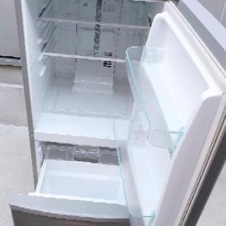 冷蔵庫 Panasonic NR-B146W-S形