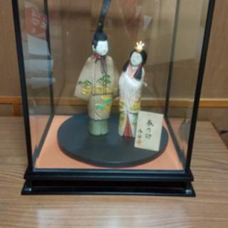 ひな人形(日本人形)