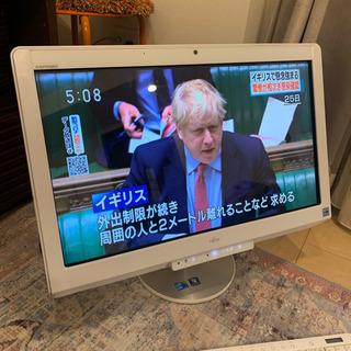 値下げ テレワーク 富士通 デスクトップ パソコン 23インチ ...