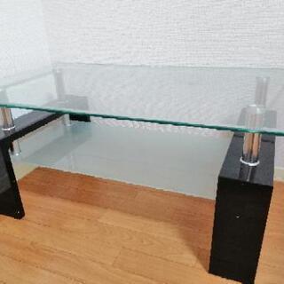 ガラステーブル 配達可能です!