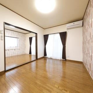 初期費用ゼロ・東武竹沢駅徒歩3分 家賃36000円 2DKフルリ...