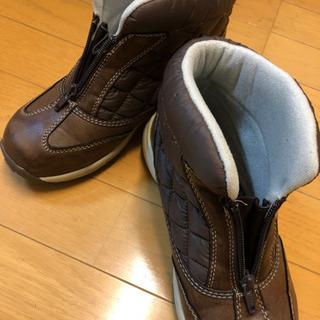 ブーツ 23.5センチ 美品 - 南砺市