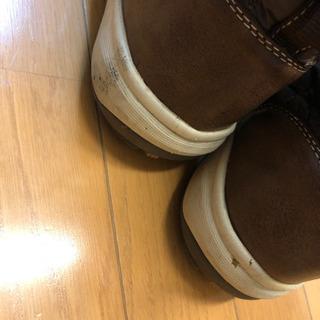 ブーツ 23.5センチ 美品 - 靴/バッグ