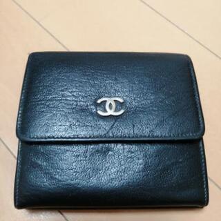 【CHANEL】財布 三折り