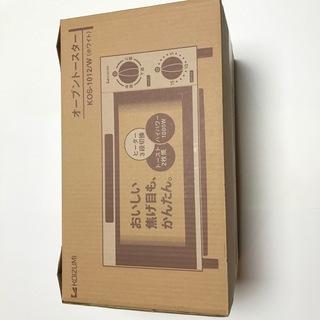コイズミ オーブントースター KOS-1012W 2018年製