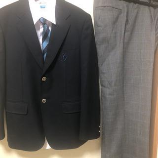 五井中学校男子制服