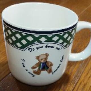 「新品」かわいいクマのマグカップ