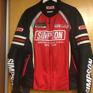 simpson シンプソン メッシュジャケット