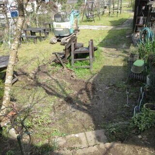芝の張替え作業、便利屋、格安、