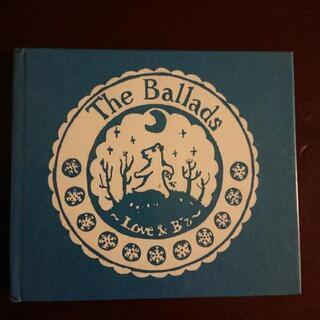 B'zのCD(The Ballads)