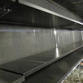 店舗什器 化粧棚 アイリスオーヤマ 大量 棚板
